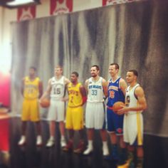 Novak sizes up his competition. #knicks #nbaallstar - @nyknicks
