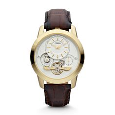 fossil grant twist watch