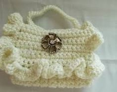 Resultado de imagem para little crochet bags