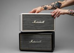 Marshall Stanmore Bluetooth Speaker - Men's Gear