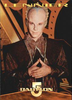 1996 Babylon 5 10 Lennier | eBay