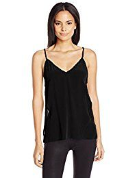 New Dolce Vita Women's Washed Silk Solid BO Cami Tank Top online. Find the perfect Joseph Ribkoff Tops-Tees from top store. Sku QJON13670PGNV43675