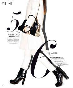 Typography fashion