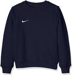 Nike Pull à manches longues pour Enfant Mixte: Composition: 100% coton Taille: Enfant mixte L'article Nike Pull à manches longues pour…