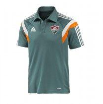 e34d6a9222 Camisa Polo Viagem Fluminense Verde Adidas 2015