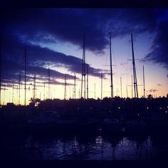 #sunset at #puertodemorgan on #grancanaria #spain #españa  - @stulka- #webstagram