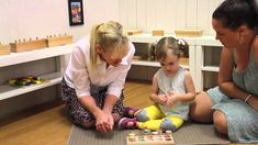 A 2 year olds first day in a Montessori environment - I AM Montessori