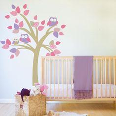 owl nursery room