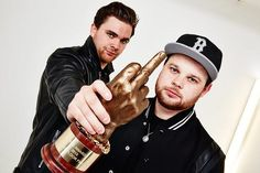 Royal Blood on Jimmy Page, their explosive EU tour and Kanye West watercolours http://nmem.ag/JVVEx