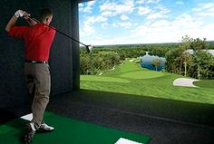 Indoor golf simulation comes to play for the people who don't have much time to go out of the house. One can easily enjoy this game in a bad weather also. Golf Simulator Guys provides quality golf simulator games and are renowned for their customer service and satisfaction. For more information, click on the link.