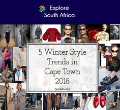 Winter Style Trends in Cape Town 2018 · Bee Du Jour