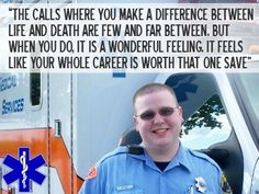 Emergency Medical Technician (#EMT), a #career that makes a difference #SalterCollege