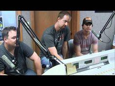 Brushville - WLCN Interview 7-29-14