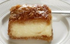 Greek Sweets, Greek Desserts, Greek Recipes, Sugar Love, Cake Day, Confectionery, Food Processor Recipes, Recipies, Deserts