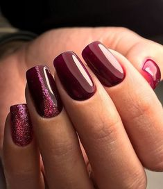Unghie autunnali art designs for fall 56 Stylish Fall Nail Art Design For That Will Completely Beautify Your Fall Nail Colors, Nail Polish Colors, Fall Nail Art Designs, Gel Polish Designs, Fall Designs, Colorful Nail Designs, Manicure E Pedicure, Nail Spa, Instagram Nails