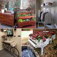 10 Awesome Ideas to Repurpose Old Stuff and Giving Them a New Life