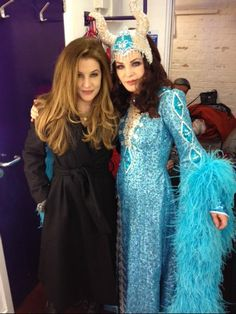 Lisa And Priscilla
