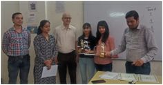 Prize distribution held for Encouraging Class Participation and developing a sense of responsibility towards mother nature . Cloud Computing, Chandigarh, Mother Nature, No Response, Digital Marketing, Hold On, Encouragement, Student, Train