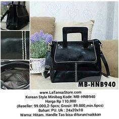 Tas selempang import model wanita korea Website: www.latansastore.com FB Page: La Tansa Store Serius Order: Kode Tas + Nama + Alamat + No.HP :: Website :: Inbox FB :: BBM 76221983 (CS 1) atau 29855A43 (CS 2) :: SMS 08155 012 474 :: WA/LINE 0852 885 886  81 Pembayaran: Mandiri/BCA/BNI/BRI Pengiriman: JNE/Tiki/Pos Indonesia Harga BELUM termasuk ongkir  La Tansa Store - Toko Tas Online: Tas Import Murah  Korean Style Minibag Kode: MB-HNB940 Harga Rp 110.000 (Reseller: 99.000,2-5pcs; Grosir…