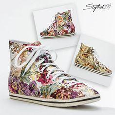 HIGH TOP - HIGH FASHION <3 Sind die süüüüüüß! Und so günstig! So macht Schuh-Shopping Spaß! Jetzt reinklicken und happy shoppen! www.stylist24.de