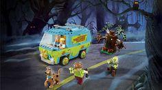 75902 La máquina del misterio - Productos - Scooby-Doo LEGO.com