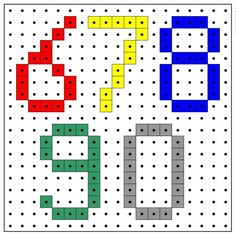 KleuterDigitaal - wb kralenplank cijfers 67890