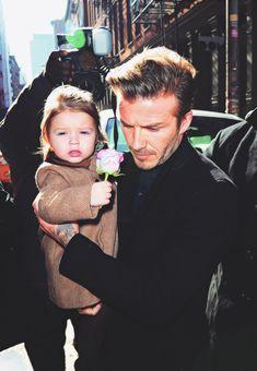 Papai David Beckham
