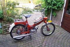 PUCH MV 50 uit 1974