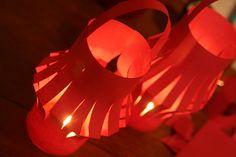 Autumn ~ Martinmas ~ Paper Lanterns