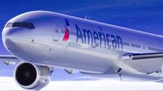 American Airlines livery on Boeing's 777-300ER: #Aviation #American #Aircraft #Airline