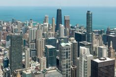 Chicago with a view by Maxim El Masri on 500px
