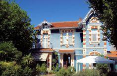 Arcachon, Villa Arcachonnaise en première ligne avec maison d'invités