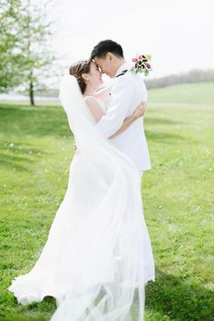 952340bc293 Romantic Military Wedding in the rolling hills of Western Maryland. Natalie  Franke ...