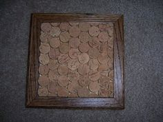 Wine Cork Trivet hand made from Oak and actual wine corks.  One of a kind. Made in the USA