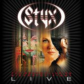 The Grand Illusion / Pieces of Eight (Live from Orpheum Theater In Memphis, TN, 2011) – Styx -   Although they began as an artsy prog rock band, Styx would eventually transform into the virtual arena rock prototype by the late '70s and early '80s, due to a fondness for bombastic rockers and soaring power ballads.
