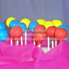 Popcakes da Festa do Mickey