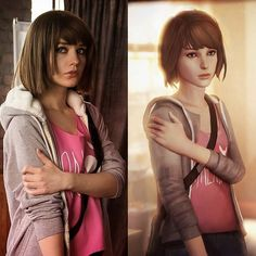 Max Colfild cosplay life is strange