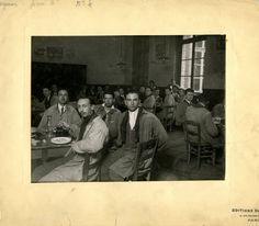 Cantine de Grignon, photographie ancienne, avant 1945 / ©Musée du Vivant - AgroParisTech