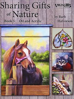 Sharing Gifts of Nature Book 5 by Barb Halvorson