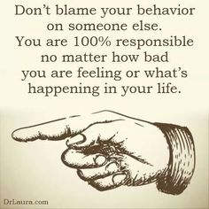 Take responsibility for your words and your actions. You are a coward if you don't.