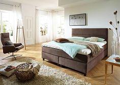 Boxspringbett Lund - Premium Schlafen! Preise zum Purzelbäume schlagen. Top Qualität aus Schweden! Exclusiv bei Möbilia.de. http://www.moebilia.de/mobilia-boxspringbett-lund-braun-200x200cm-at34217.html