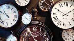 Effective time management ensures that the right amount of time is allocated to the right activity. Read on to find out how different era dealt with time management