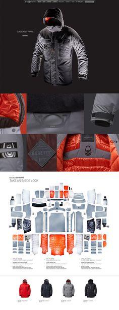 Sail Racing - Antarctica Expedition Parka Campaign www.sailracing.com