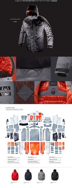Sail Racing - Antarctica Expedition Parka Campaign www.sailracing.com