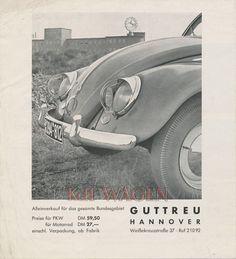 VW - 1955 - Bucho Rundsichtstrahler - [8273]-1