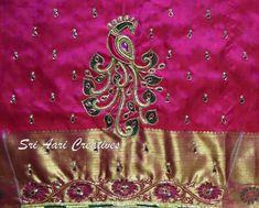 For orders contact Sri Aari Creatives - 9514395293