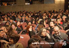 Historia de Amor, Teatro Municipal Temuco 2016