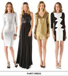 new-year dress