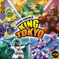 IELLO is a board game and card game manufacturer, maker of award winning King of Tokyo and Bunny Kingdom board games by Richard Garfield. Family Games, Games For Kids, Kings Card Game, Zombie Board Game, Zombie Tsunami, Zombies Run, Board Game Online, Jenga Game, Games
