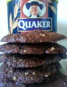 Food Network Recipes, Cooking Recipes, Healthy Recipes, The Kitchen Food Network, Oat Bars, Sweet Recipes, Biscuits, Food And Drink, Tasty